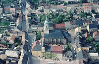 Germany. Saxony. City of Döbeln