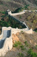 Great Wall. Badaling. China
