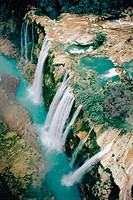 Tamul waterfall. Huasteca Potosina. Mexico.