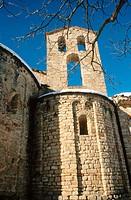 Santa Cecília Monastery. Muntanya de Montserrat Natural Park. Barcelona province. Spain.