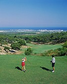 Vall D´Or Golf Course, Majorca, Balearic Islands