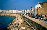 Cádiz. Andalusia. Spain