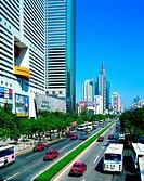 Shennan Road, Shenzhen, China