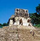 Palenque. Chiapas, Mexico