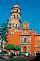 Church of San Francisco, Querétaro. Mexico