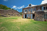 Nelson's Dockyard National Park. English Harbour, Antigua