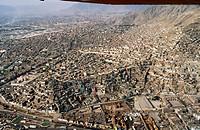 Peru. Lima. ´Pueblos jóvenes´squatters