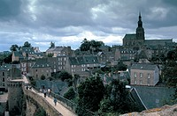 france, brittany, dinan