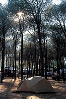 italy, sardinia, selena camping