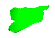 Map of Syria (thumbnail)