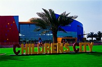 Children's City museum, Dubai, United Arab Emirates