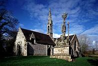 Saint-Venec (Finistère), Dorfkirche