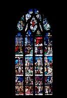 Gisors, St-Gervais-et-St-Protais/Leben d. Hl. Crispus und Crispinian (Nicolas Le Prince)