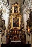 Prag/St. Thomas, Hauptaltar