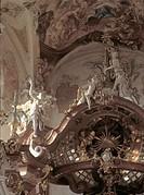Birnau, Klosterkirche/ Altardetail