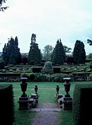 Chatsworth Garden/Labyrinth