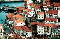 Cudillero. Asturias. Spain