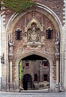 Br&#252;gge, Gruuthuse-Museum, Portal