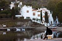 Salvador Dali´s House - Museum in Port Lligat (Cadaqués). Cap de Creus Natural Park. Rough Coast. Alt Empordà Region. Girona Province. Catalonia. Spai...