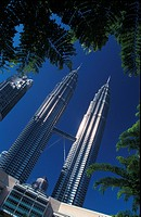 Petronas Twin Towers, Kuala Lumpur City Centre, Malaysia