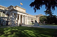 Prado Museum, Madrid. Spain
