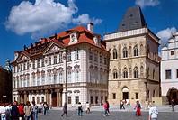 Golz-Kinsky palace