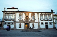 Santa Clara convent, City Hall of Guimarães. Minho, Portugal