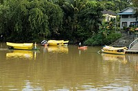 Water transport, Kuching, Sarawak, Malaysia