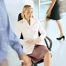 Businesspeople in office (thumbnail)