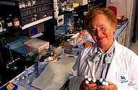 Dr. Gertrude B. Elion, Nobel Prize Winner- Medicine.
