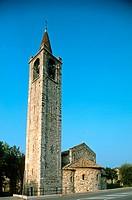 San Severo church. Bardolino. Garda Lake. Veneto. Italy.