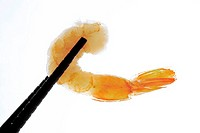 Scampi on sticks