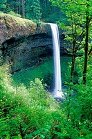South Falls, Silver Falls State Park. Oregon, USA