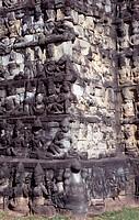 Siem Reap, Angkor Thom, Bayon Tempel/ Leprakönigterrasse