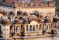 Fatehpur town. Rajasthan. India. Asia.