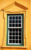 Window, Castle Of Good Hope, Western Cape, South Africa