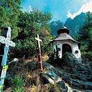 Symbolic cemetery of mountain victims, Slovakia