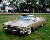 1960 Cadillac Eldorado Biarritz automobile