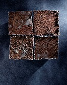 Rusted Metal Squares