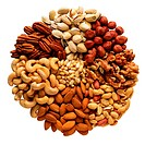 Arrangement of Mixed Nuts