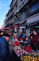 Market in Toulouse