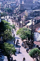 Old Quarters in Hanoi, Vietnam