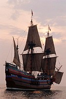 Mayflower replica