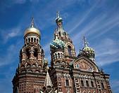 Spasa Na Krovi St Petersburg