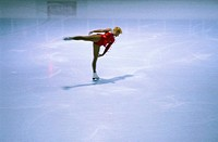 Figure Skating Performing