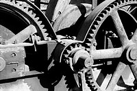 OLD INDUSTRIAL EQUIPMENT