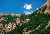 italy, valle d´aosta, gran paradiso national park,  valnontey