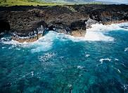 Rock Coastline, Maui