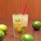 Cocktail, caipirinha