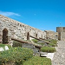 Bateria Real (Royal battery), Melilla la Vieja, Spain